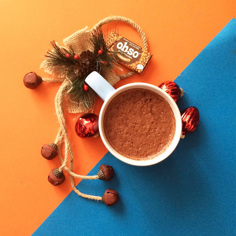 Ohso Spiced hot Chocolate