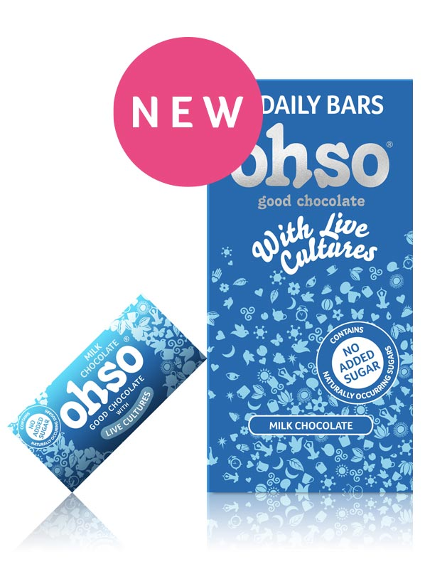 ohso milk chocolate 37% cocoa